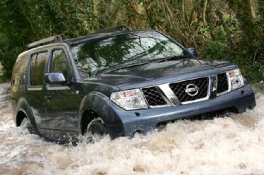 Nissan Pathfinder 4.0 V6