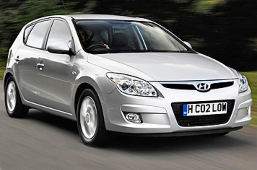 Hyundai i30 1.6 Blue Drive
