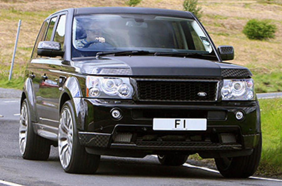 Range Rover Sport Kahn Cosworth Review Autocar