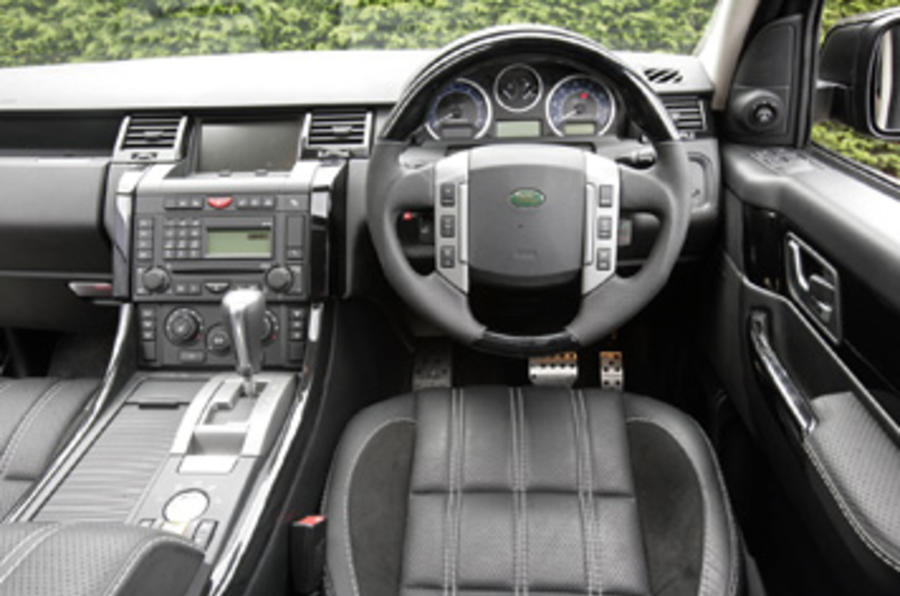 Range Rover Sport Kahn Cosworth