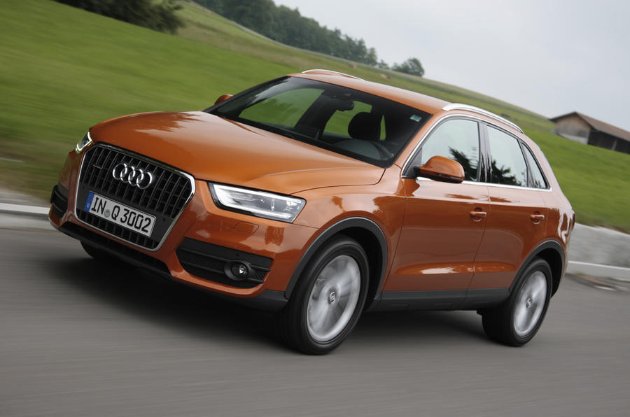 Audi Q Review  Car And Driver