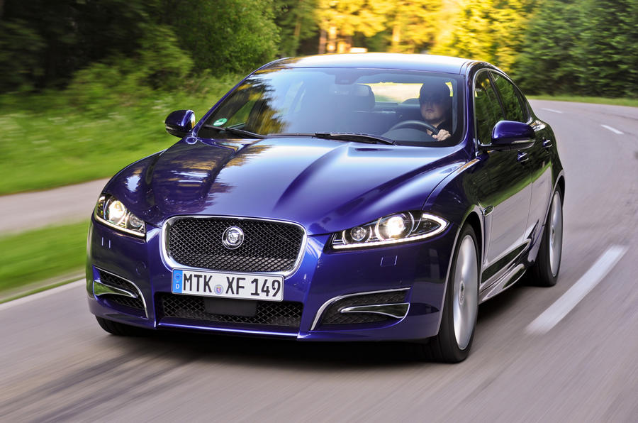 jaguar xf 3 0d s review autocar. Black Bedroom Furniture Sets. Home Design Ideas