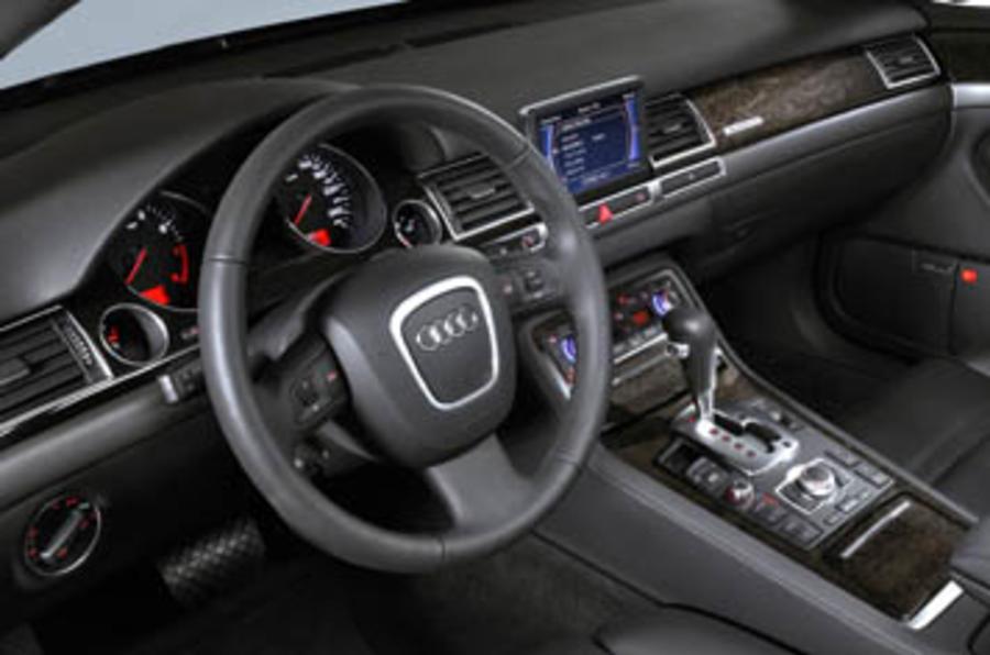 Audi A8 4.2 TDI Sport