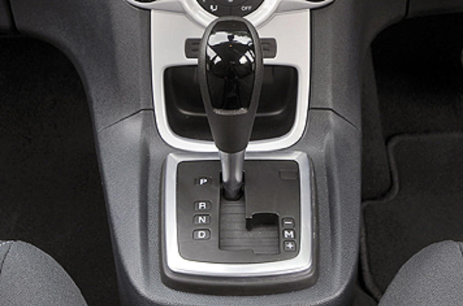 Ford Fiesta 1.4i Style+ Auto