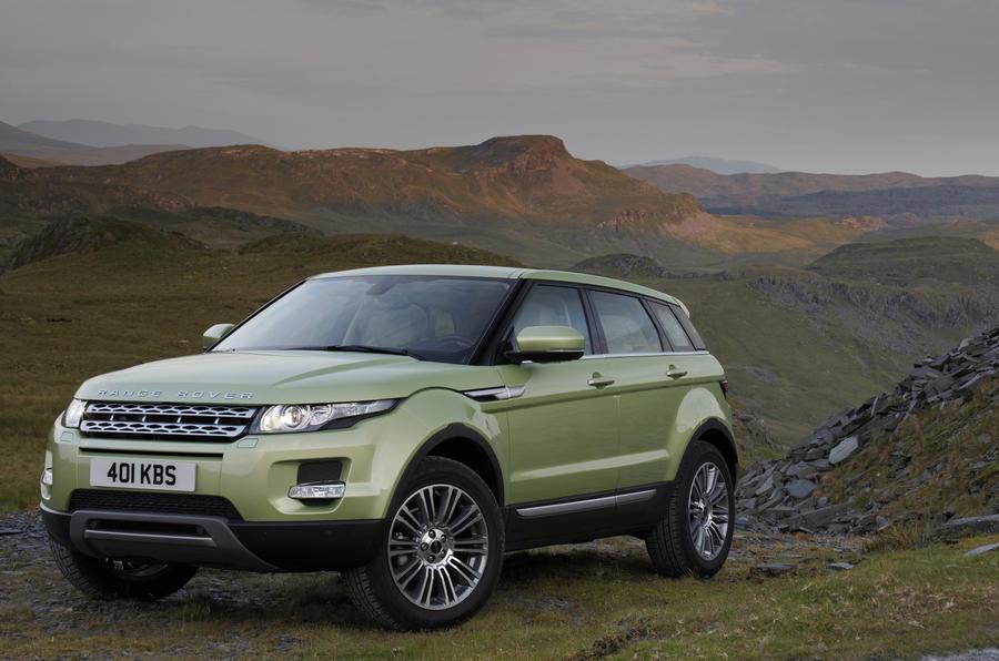Range Rover Evoque 2.2 Prestige