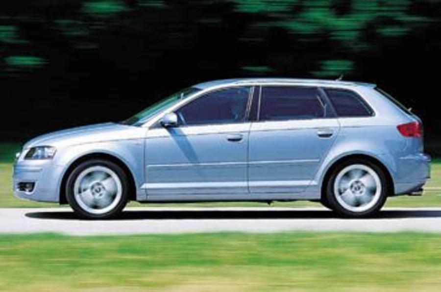 Audi A3 Sportback 2.0T