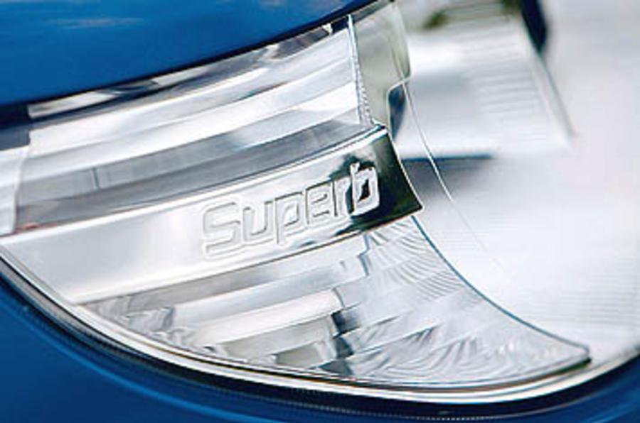 Skoda Superb 2.0 TDI 140 DSG