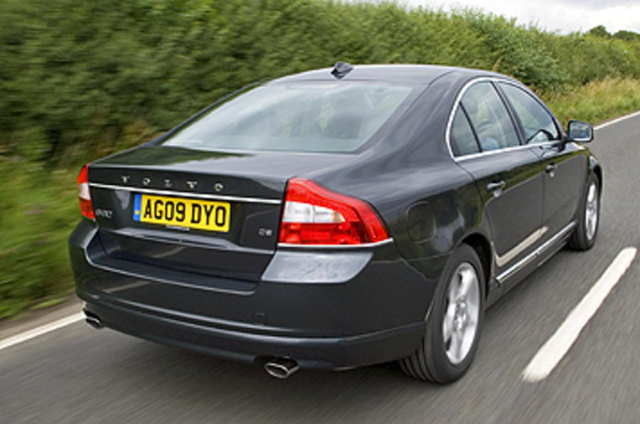 2016 Volvo S80 >> Volvo S80 2.4 D5 2009 review | Autocar