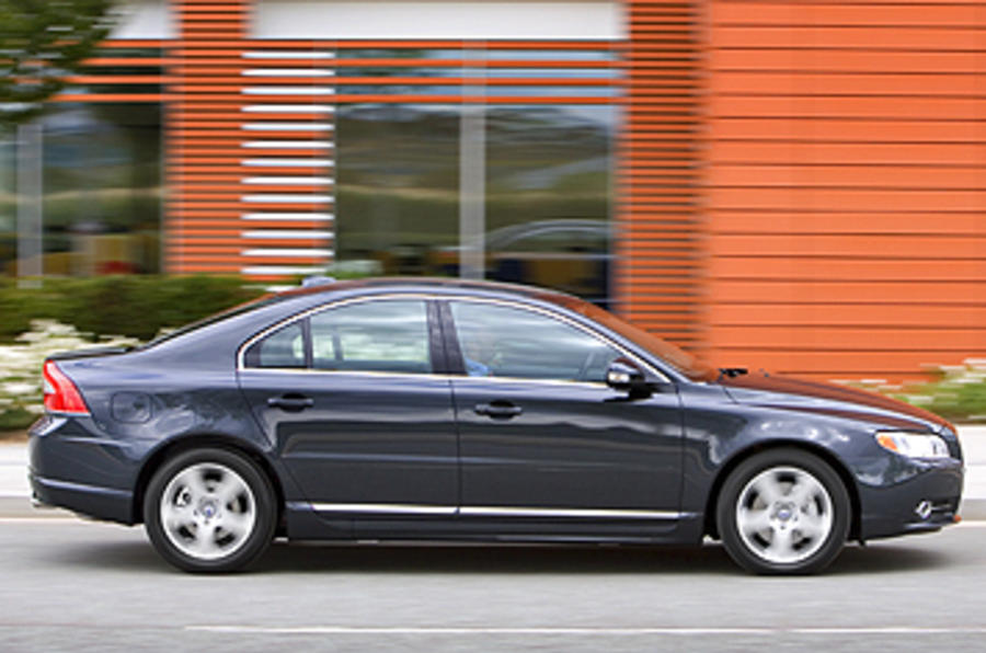 Volvo s80 24 d5 2009 review autocar volvo s80 24 d5 publicscrutiny Image collections