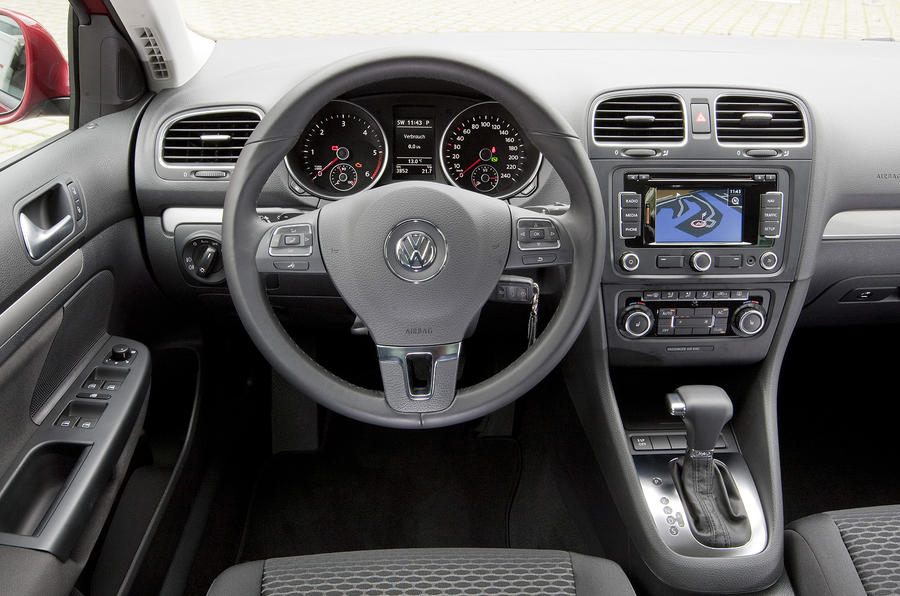 Volkswagen Golf 1.6 TDI Estate