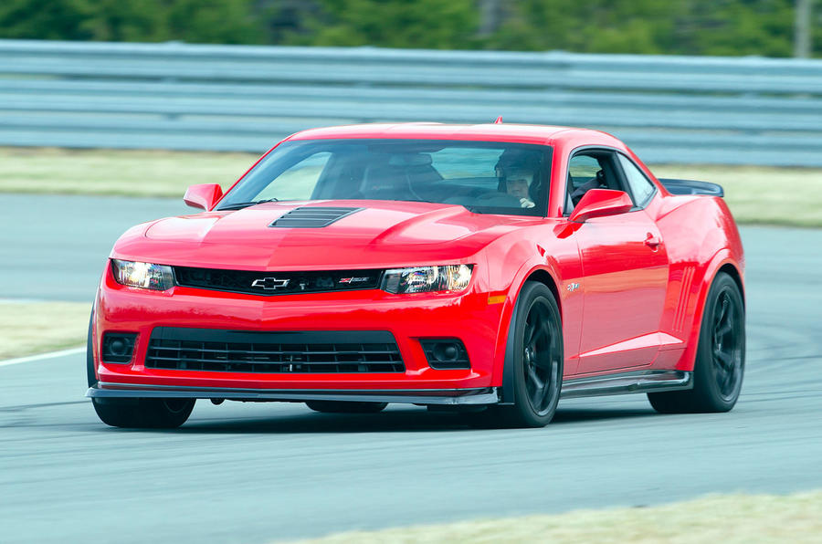 Chevrolet Camaro Z/28 first drive review