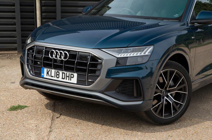 Audi Q7 Lease Prices >> Audi Q8 Review (2019) | Autocar