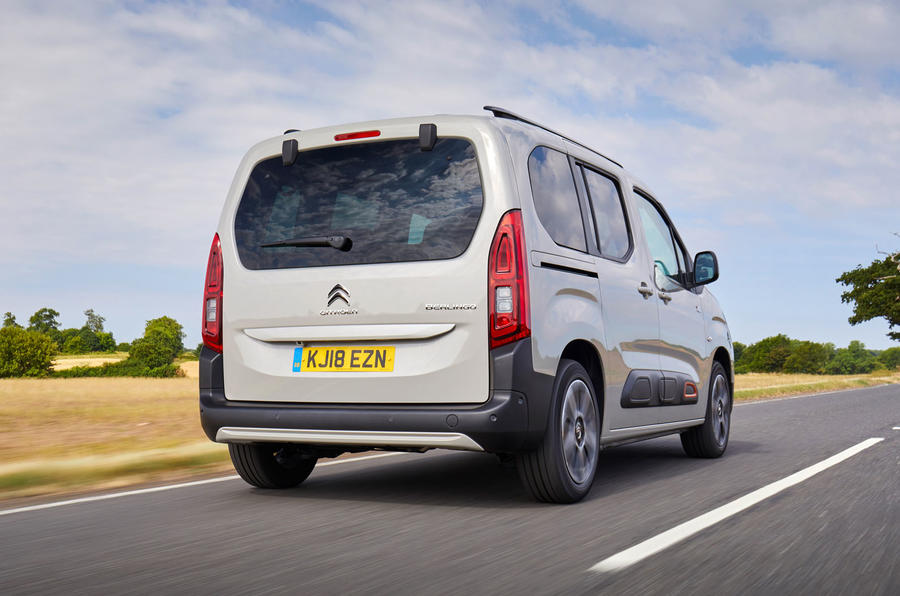 Citroen Berlingo Review 2019 Autocar