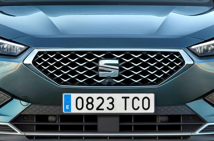 Seat Tarraco 2018 review - front grille
