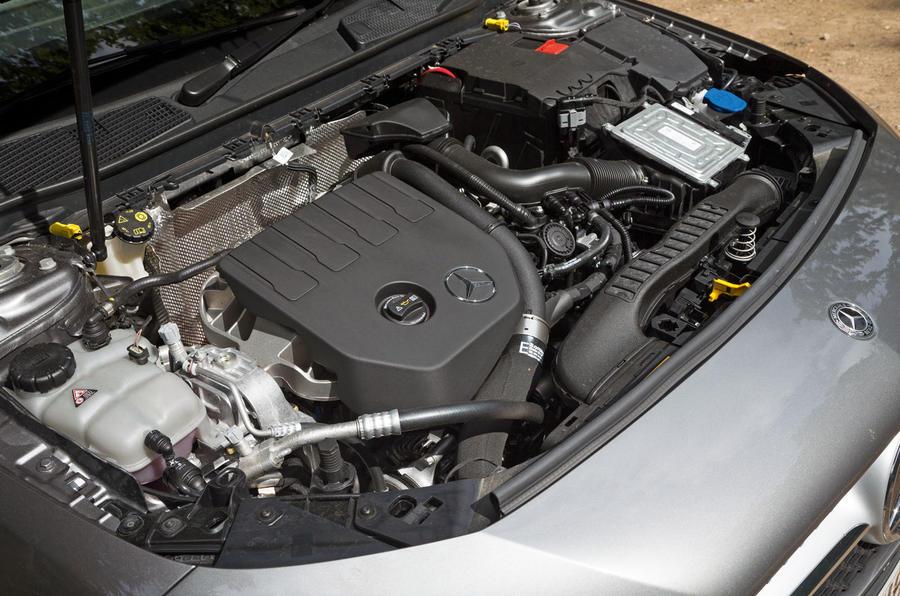 Mercedes-Benz A-Class 2018 road test review engine