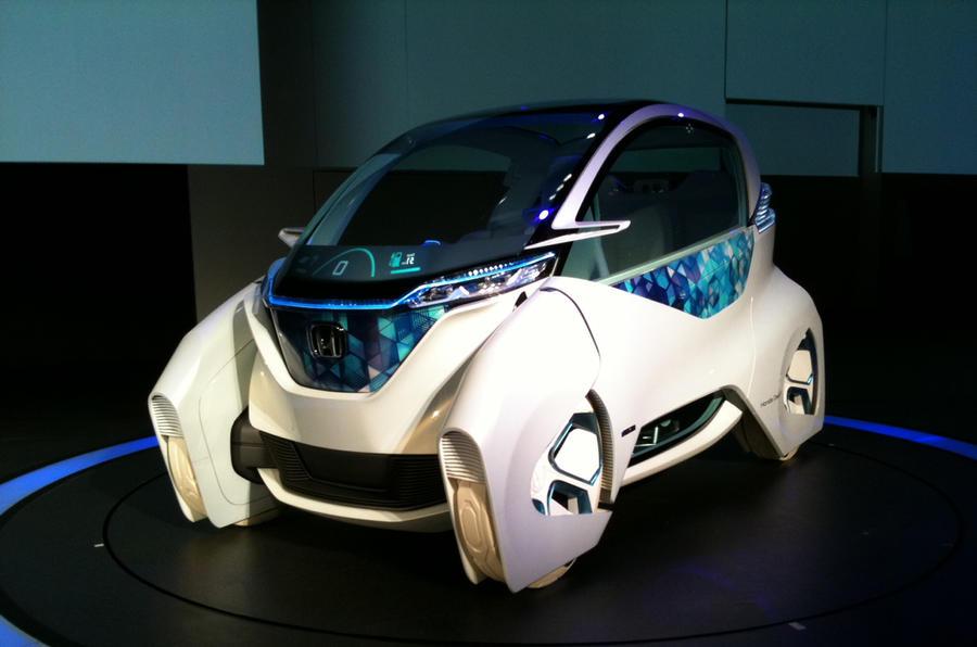 Tokyo show: Honda urban vehicle