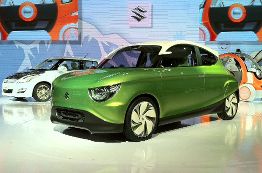 Geneva motor show: Suzuki G70