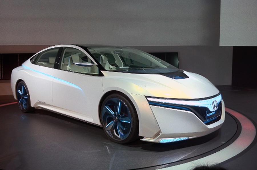 Tokyo show: Honda AC-X