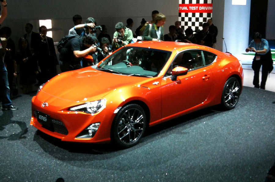 All Toyotas 'must entertain'