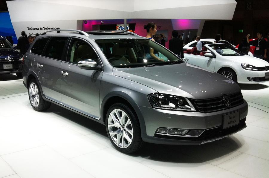 Tokyo show: VW Passat Alltrack