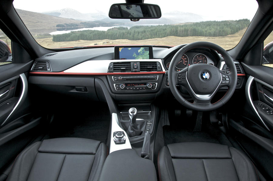 BMW 320d Sport Review