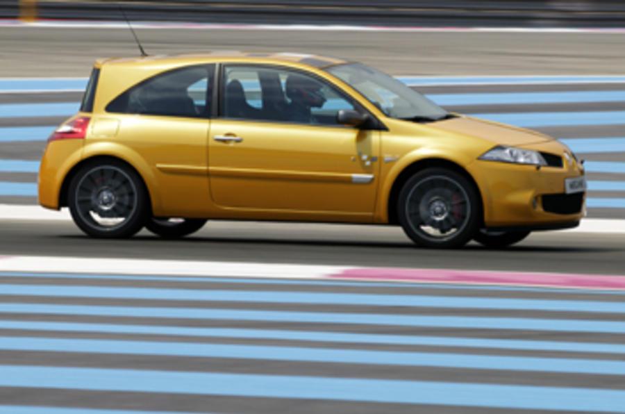 Renault Mégane (02-)  Renaultsport 230 F1 Team R26