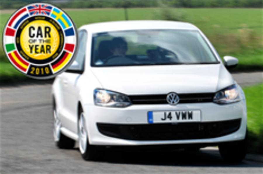 VW Polo is Car of the Year 2010