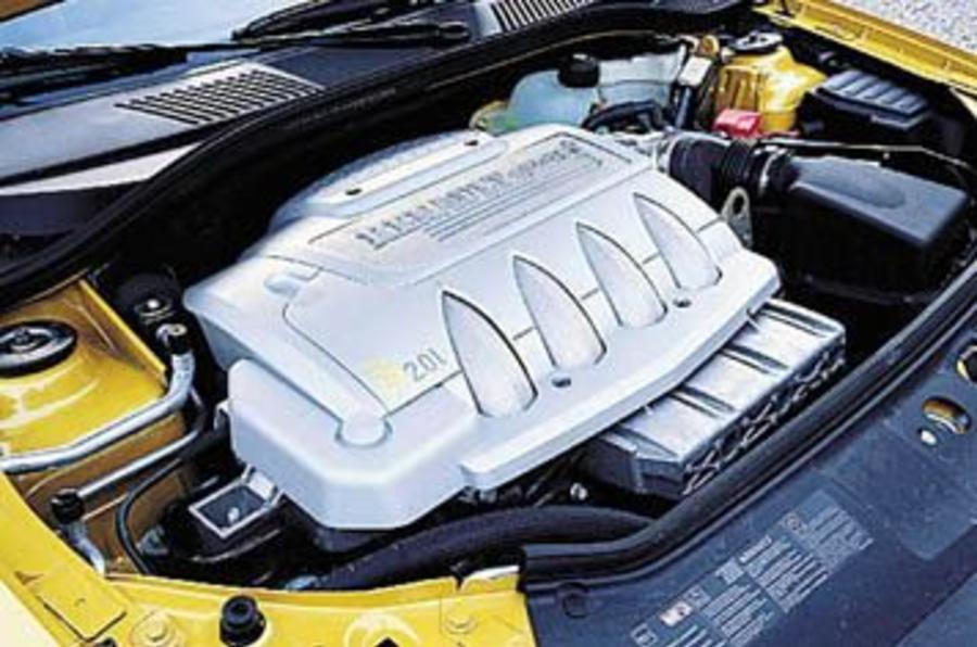 Renault Clio Renaultsport 182
