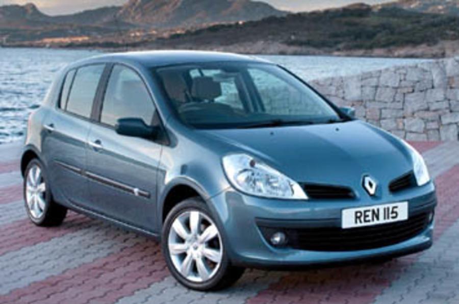 Renault Clio 1.6 VVT Initiale