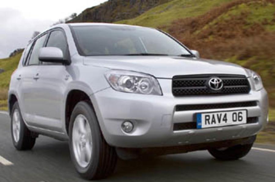 Toyota RAV4  2.2 D-4D T180