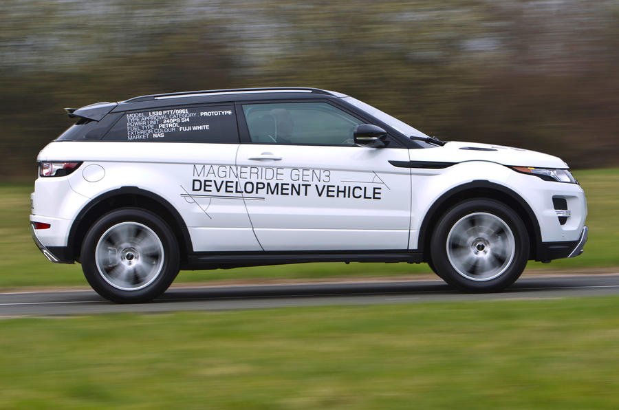 £30,000 Range Rover Evoque