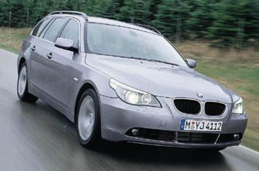 BMW 530d Touring review   Autocar