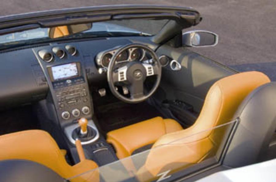 Nissan 350Z GT