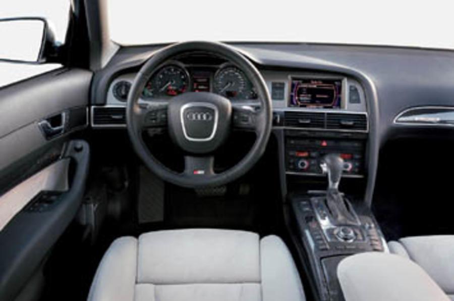 Audi S Review Autocar - V10 audi s6