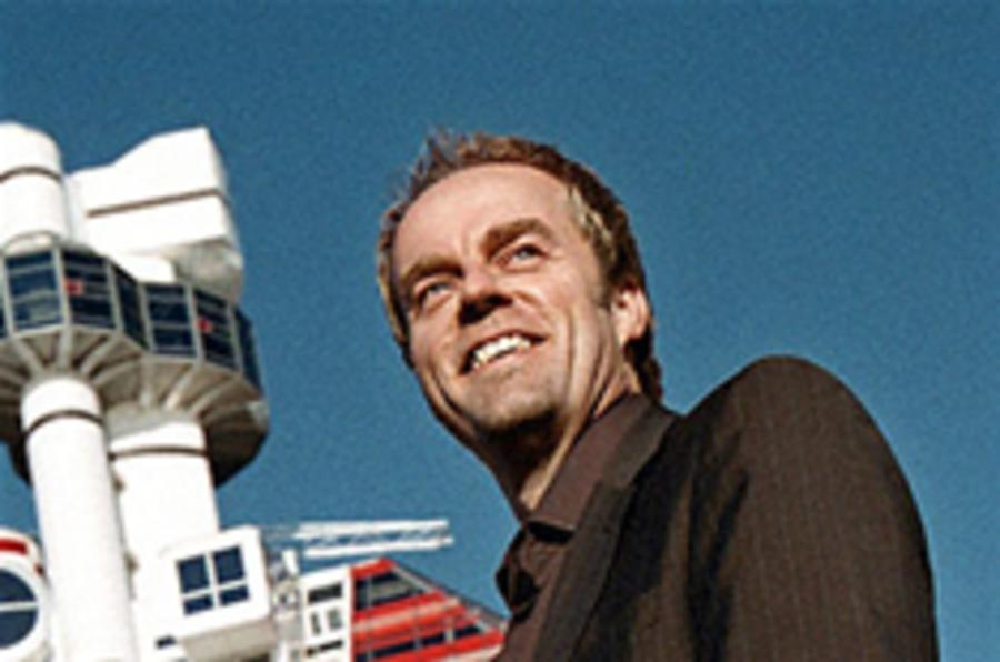 Mattin quits as Volvo design boss