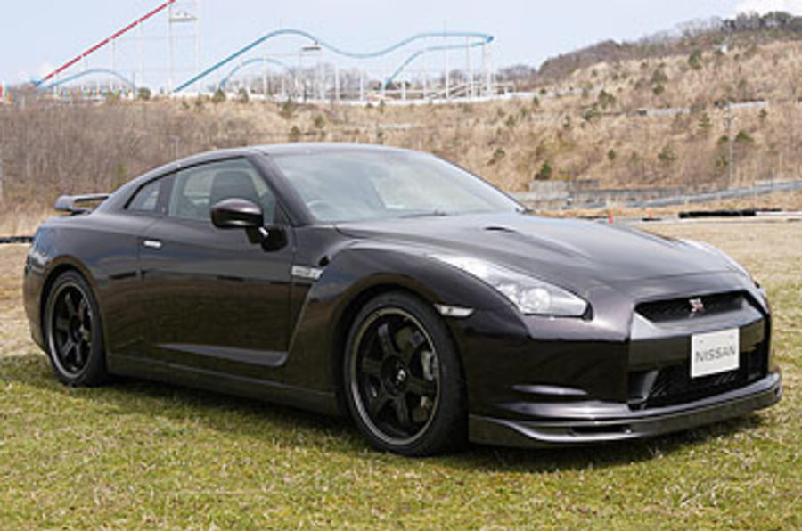 Nissan GT-R Spec V first drive