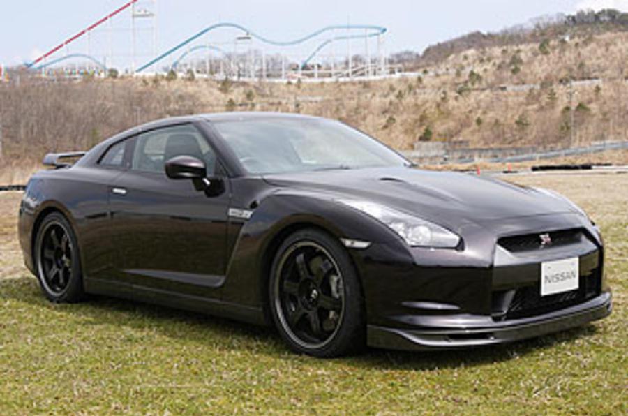 Nissan GT-R Spec V first drive