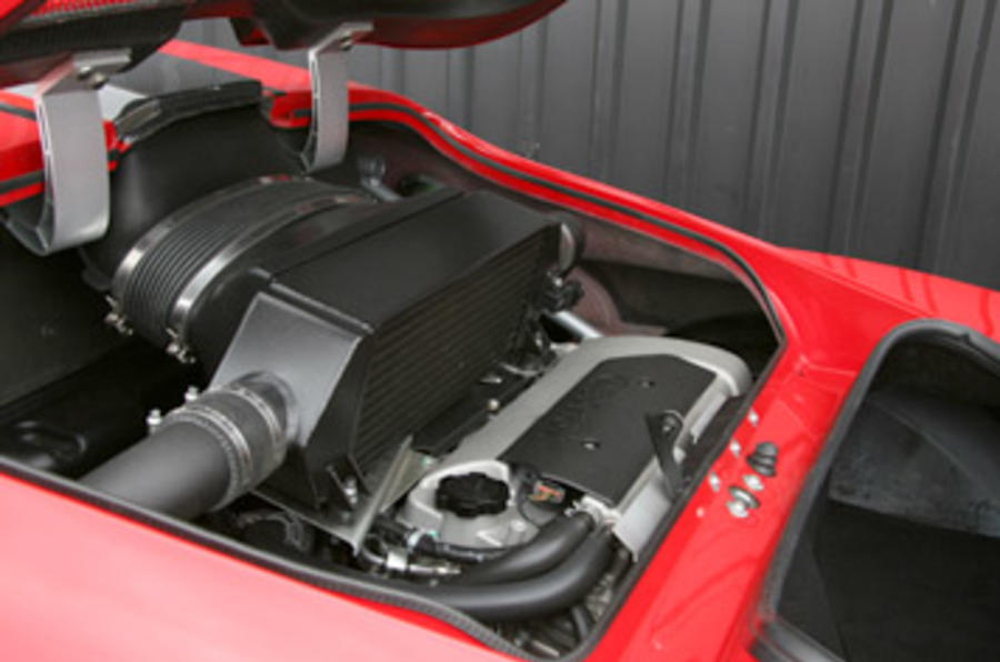 Lotus Exige S 260