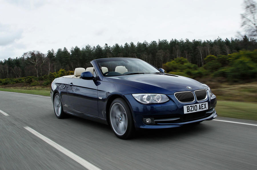 BMW 335I Convertible >> Bmw 335i Dct Convertible First Uk Drive