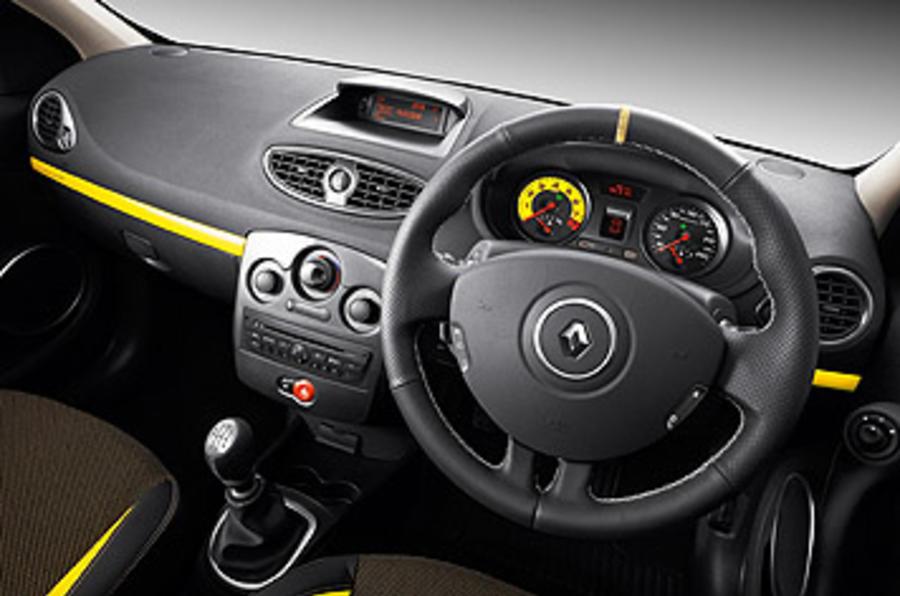 Renault Clio Renaultsport 200 Cup