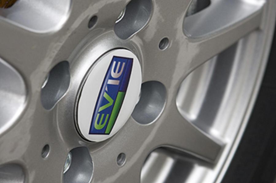 ECC C1 Ev'ie alloy wheels