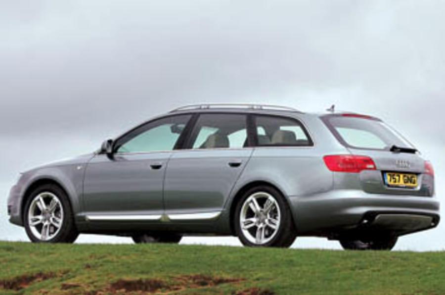 Audi Allroad 2.7 V6 TDi