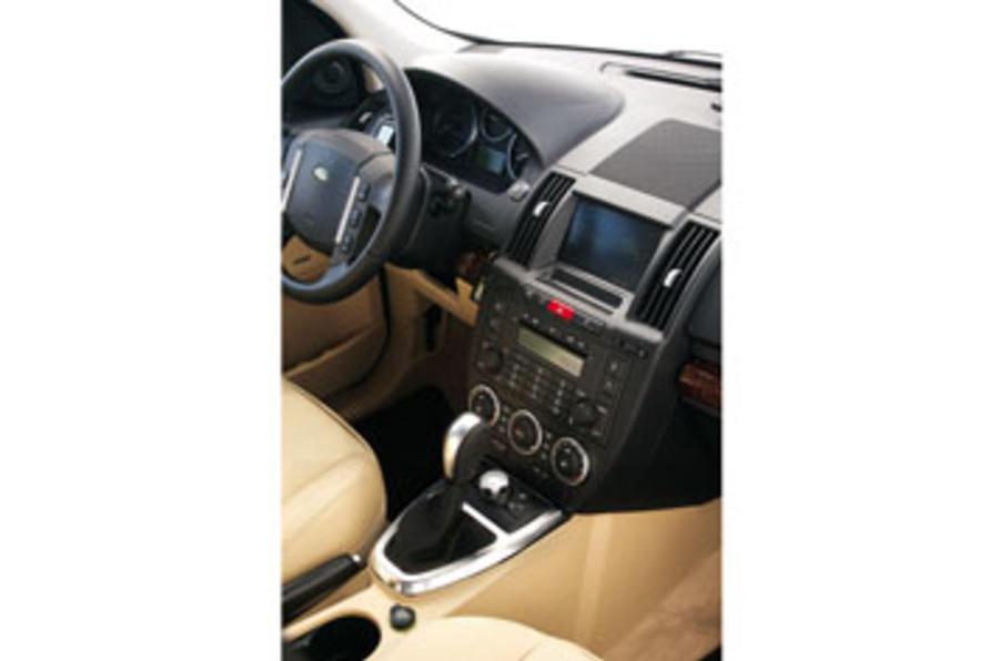 Land Rover Freelander TD4 auto
