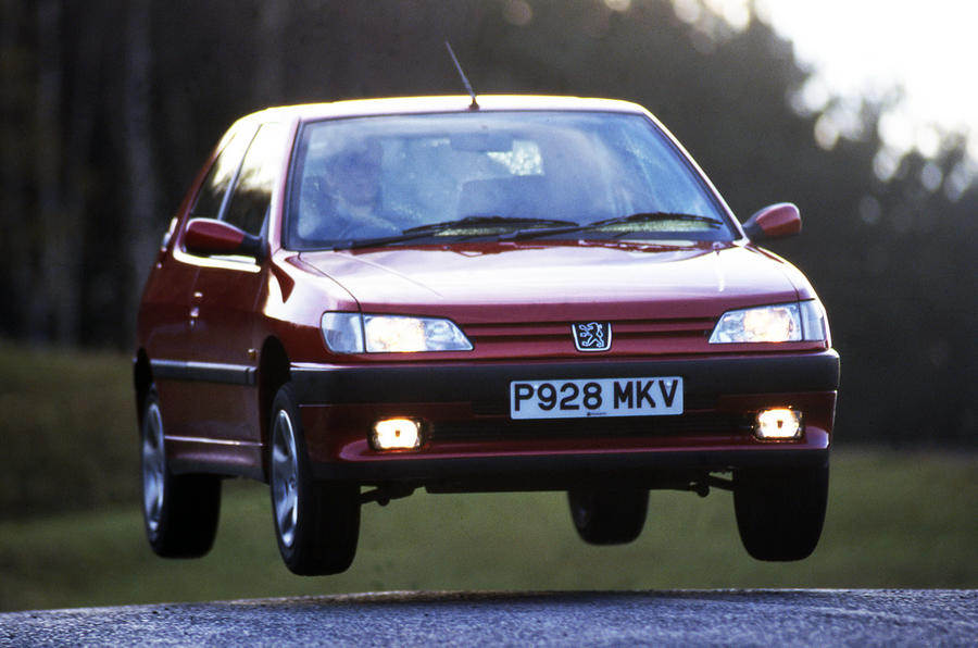 picture gallery peugeots gti history autocar