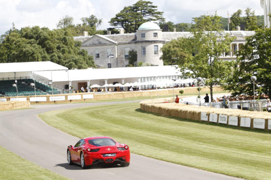 Goodwood MMS - report & pics