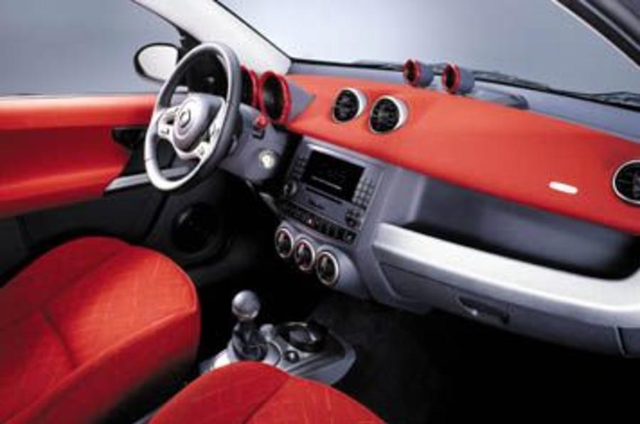 smart forfour 1 5 dci review autocar. Black Bedroom Furniture Sets. Home Design Ideas