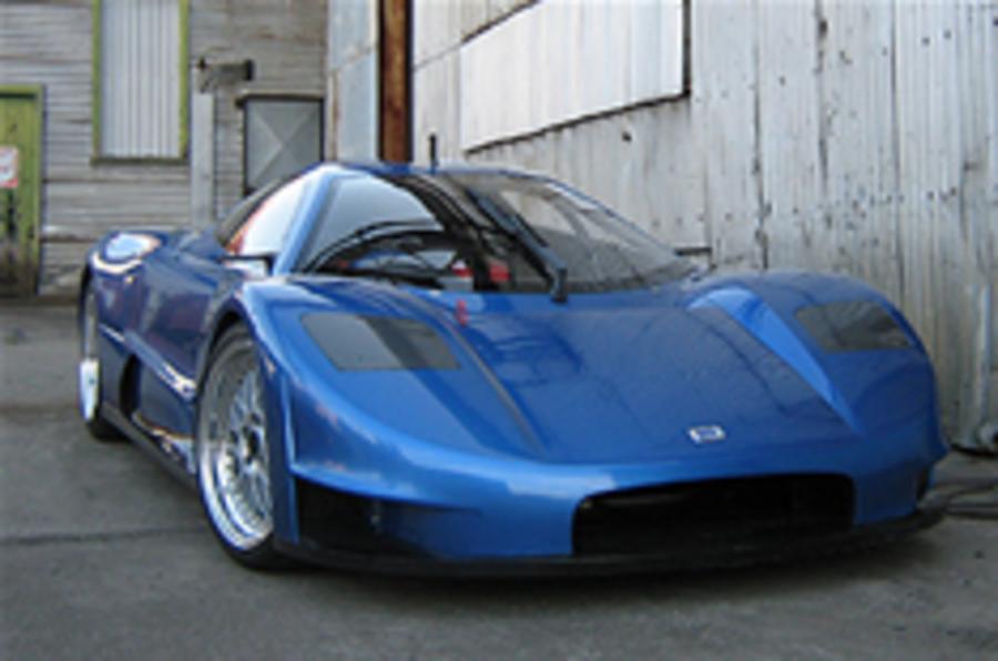 Aussie supercar takes on Ferrari