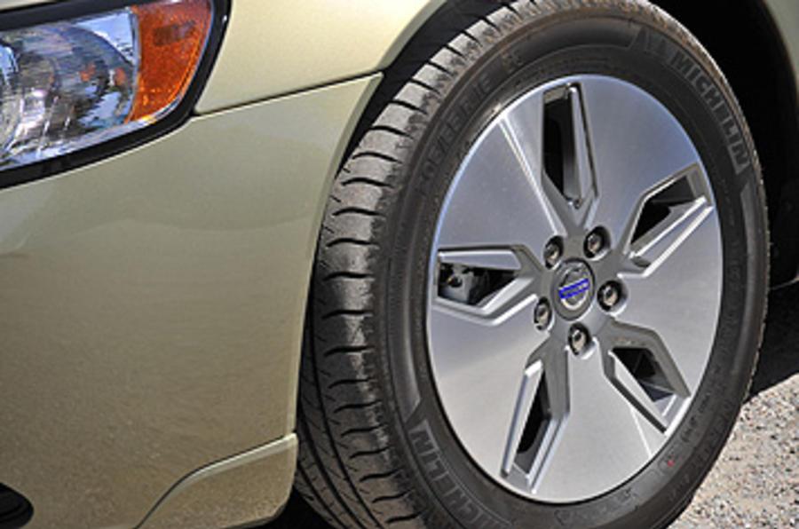 Volvo S40 alloy wheels
