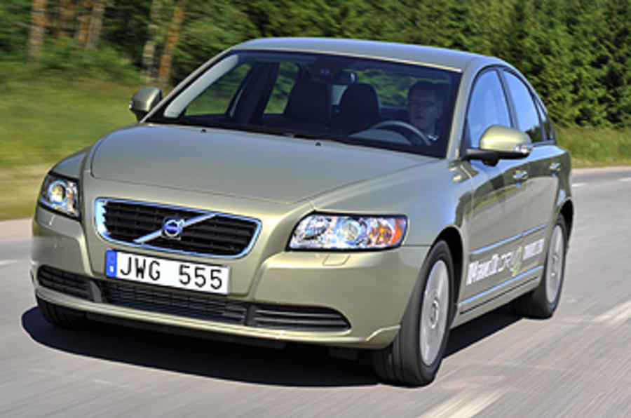 Cars That Start With D >> Volvo S40 1 6d Drive Start Stop Review Autocar