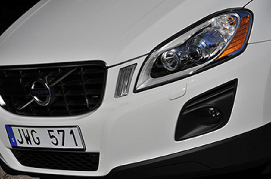Volvo XC60 headlights